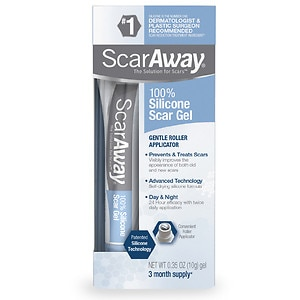 Kelo-cote Advanced Formula Scar Gel 100% Silicone for Scars