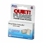 Flents Quiet! Please - Foam Ear Plugs- 6 ea
