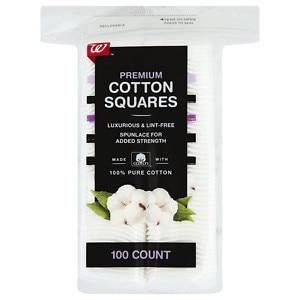 Studio 35 Premium Cotton Squares- 100 ea