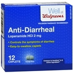 Walgreens Anti-Diarrheal, Capsules