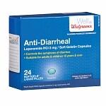 Walgreens Anti-Diarrheal, Softgels- 24 ea