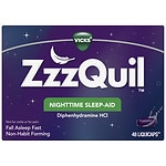 ZzzQuil Nighttime Sleep-Aid LiquiCaps