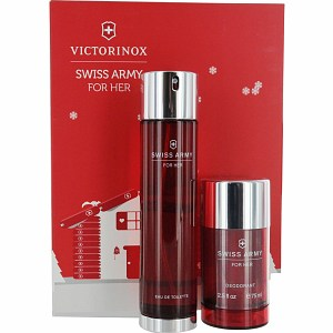 Swiss Army Gift Set for Women- 1 set