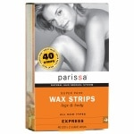 Parissa Super Pack Wax Strips, Legs & Body