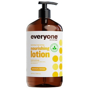 Everyone Lotion, Coconut + Lemon- 32 fl oz
