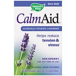 Nature's Way Calm Aid Lavender, Softgels- 30 ea