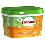 Cascade ActionPacs Dishwasher Detergent, Gain