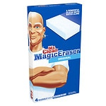 Mr. Clean Magic Eraser, Original- 4 ea