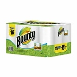 Bounty Paper Towels Big Rolls