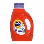 Tide HE Liquid Laundry Detergent with Febreze Freshness, 30 Loads, Spring & Renewal