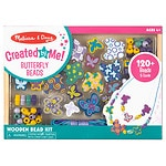 Melissa and Doug Butterfly Friends Bead Set Ages 4+- 1 ea