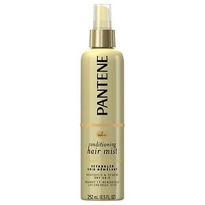 Pantene Pro-V Moisture Mist Hair Detangler Light Conditioning, 8.5 fl oz