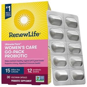ReNew Life Ultimate Flora RTS Women39;s Probiotic, Veggie Capsules  30