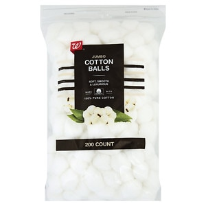 Walgreens Jumbo Cotton Balls