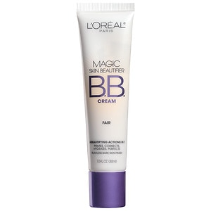 L'Oreal Paris Magic Skin Beautifier B.B. Cream, Fair- 1 fl oz