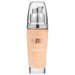 L'Oreal Paris True Match Lumi Healthy Luminous Makeup SPF 20, Natural Buff