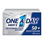 One A Day Men's Advantage 50+ Multivitamin- 65 ea