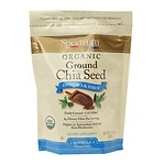 Spectrum Essentials Organic Ground Chia Seed Omega-3 & Fiber- 10 oz