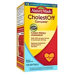 Nature Made CholestOff Complete, Softgels