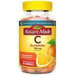 Nature Made Vitamin C Adult Gummies, Orange- 80 ea
