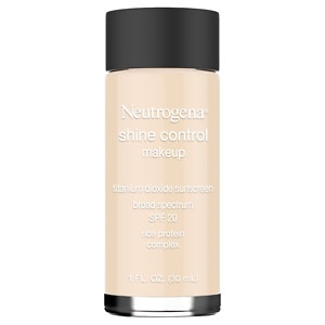 Neutrogena Shine Control Liquid Makeup SPF 20, Classic Ivory 10