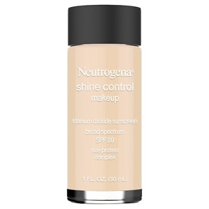 Neutrogena Shine Control Liquid Makeup SPF 20, Buff 30