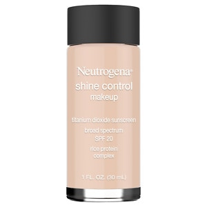 Neutrogena Shine Control Liquid Makeup SPF 20, Soft Beige 50