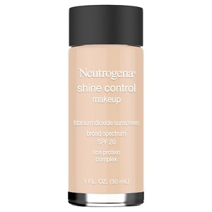 Neutrogena Shine Control Liquid Makeup SPF 20, Fresh Beige 70
