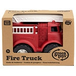 Green Toys Fire Truck, Ages 1+- 1 ea