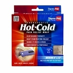 ThermiPaq Hot/Cold Pain Relief Wrap, Knee/Elbow, Medium (6 x 12 inches)