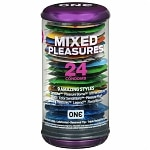 ONE Mixed Pleasures Condoms- 24 ea
