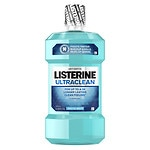LISTERINE Ultra Clean Antiseptic Mouthwash, Arctic Mint- 50.7 oz