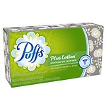Puffs Plus Lotion Facial Tissues- 68 sh
