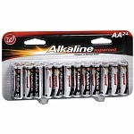 Walgreens Alkaline Supercell Batteries, AA- 24 ea