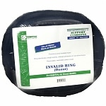 Essential Medical Invalid Ring Cushion Donut Support, 14 inch- 1 ea