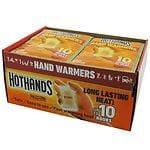 HotHands Hand Warmers- 40 pr