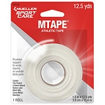 Mueller Sport Care Athletic Tape- 12.5 Yards