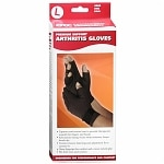 OTC Professional Orthopaedic Premium Support Arthritis Gloves, Large- 1 Each