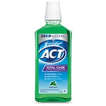 ACT Total Care Anticavity Fluoride Rinse, Fresh Mint