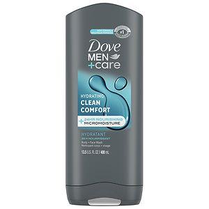 Dove Men+Care Body Wash, Clean Comfort, 13.5 fl oz