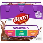 Boost Calorie Smart Balanced Nutritional Drink, Rich Chocolate, 8 oz Bottles, 6 pk- 8 oz