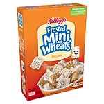Kellogg's Frosted Mini Wheats- 18 Ounces