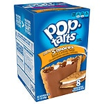 Pop Tarts Toaster Pastries, S'mores, 8 pk- 1.84 oz