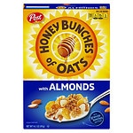 Post Honey Bunches of Oats Cereal with Almonds