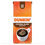 Dunkin' Donuts Medium Roast Ground Coffee- 12 Ounces