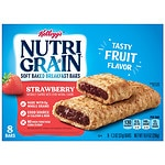 Nutri-Grain Cereal Bars, Strawberry, 8 pk- 1.3 oz