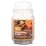 Patriot Candles Cinnamon Blends Layered Jar Candle