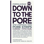Formula 10.0.6 Down to the Pore Blackhead Banishing Pore Strips- 6 Each