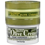 Hollywood Beauty Olive Cholesterol & Olive Creme- 7.5 Ounces