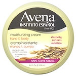 Avena Daily Moisturizing Hand & Body Cream